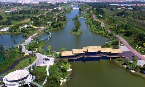 秦皇河濕地獲批建設國家級濕地公園 打造濕地保護修復、市民休閑的生態文化長廊