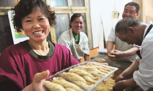 常家芝麻酥糖:農家作坊走出百年名吃