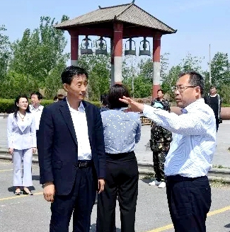 【惠民縣】濱州市人大調研組來惠調研惠民縣旅游產業發展情況