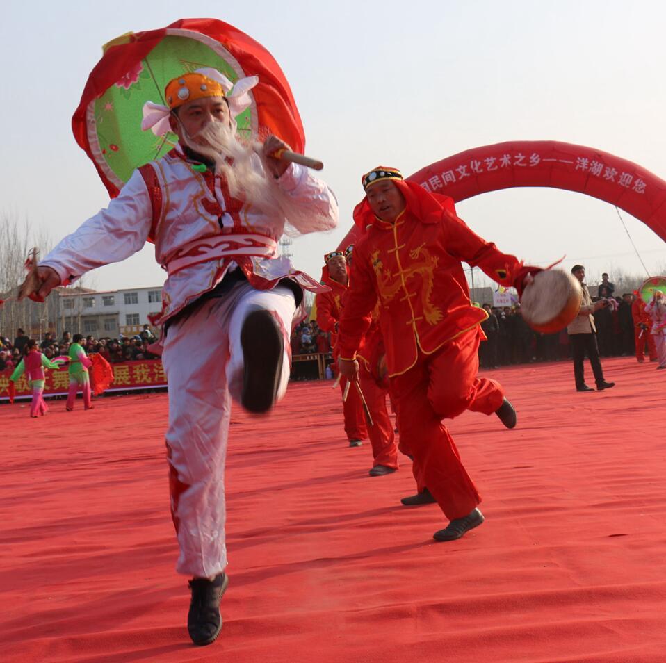 【阳信县】阳信第六届鼓子秧歌文化节 2月15日至18日精彩上演
