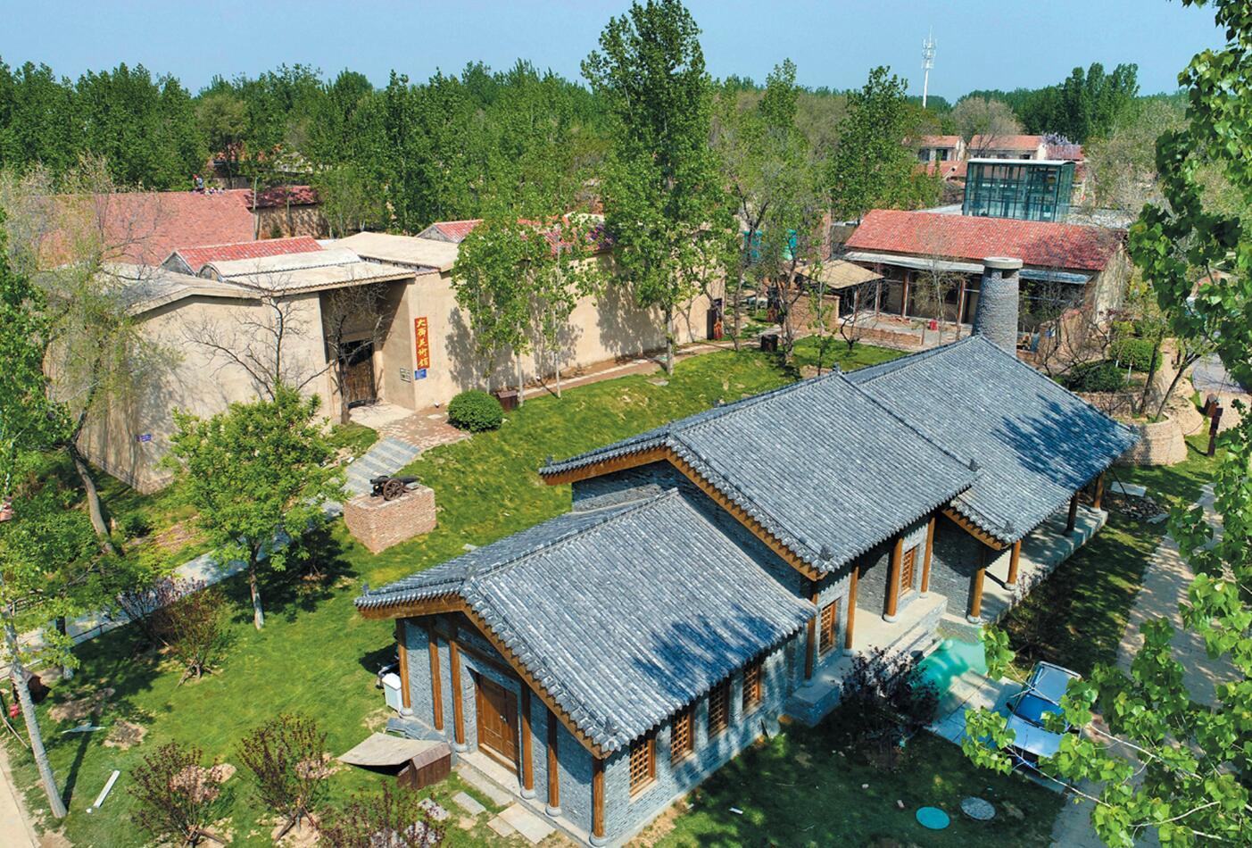 【開發區】濱州經濟技術開發區一個單位七個村居獲得全省鄉村治理大獎