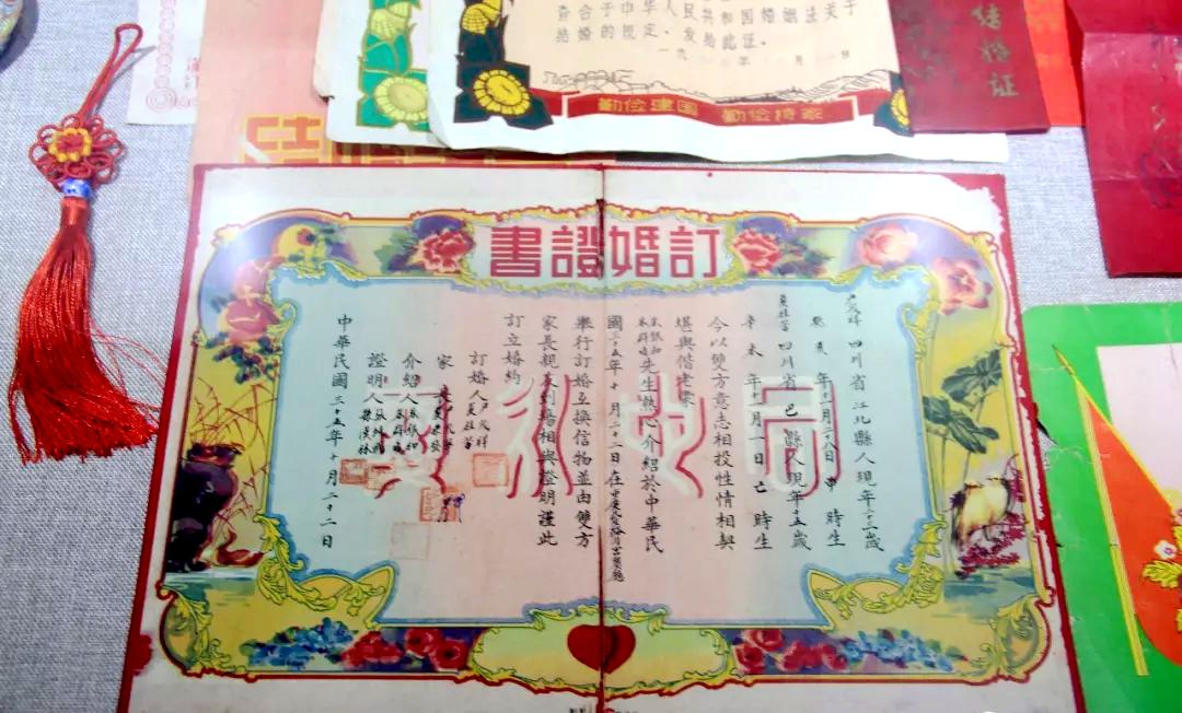【鄒平市】走進鄒平婚俗文化展館 感受曾經的婚禮文化