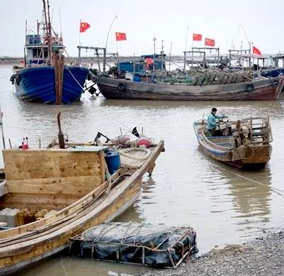 岔尖渔村:坚守着ballbet贝博网站海的记忆