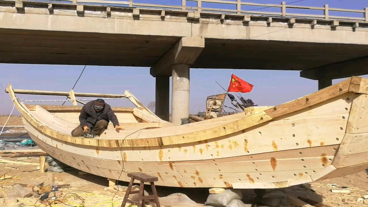 修好大船下渤海