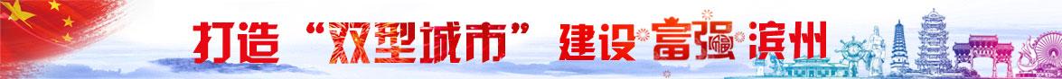 """打造""""双型城市"""" 建设富强滨州"""