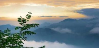 自9月28日起,鹤伴山旅游景区暂停开放