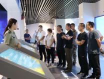 滨城区市中街道组织安全网格员参观体验人防科普教育检验馆