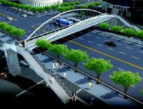 滨州市城区将建四处过街天桥