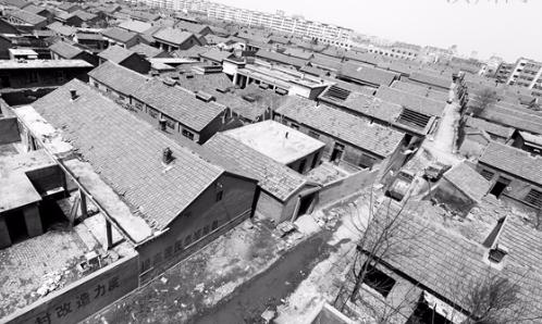 """义和:老北镇街上的""""脚行村"""""""