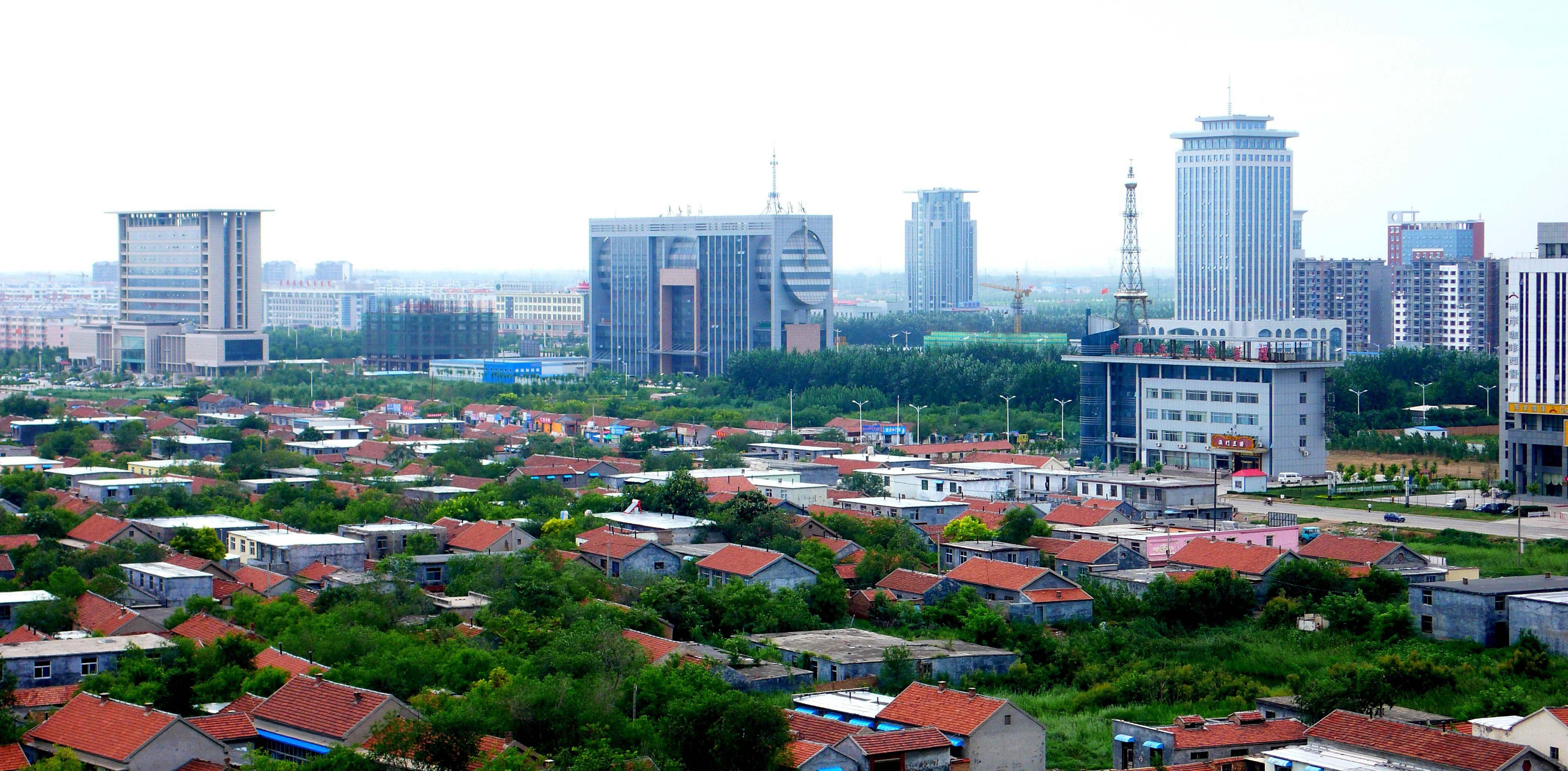 城市—乡村