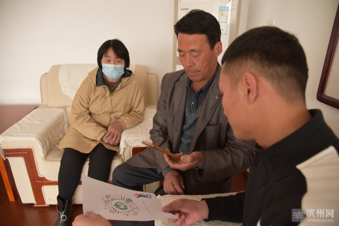 济南蔬菜产销联盟到惠民县胡集镇洽谈采购业务