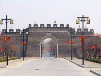 一位亚博777主页作家眼里的沾化古城:一处非常值得去的人文景点