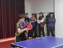 """博興湖濱村級俱樂部""""PK""""乒乓球前世界冠軍曹臻:輸了球贏了村風"""