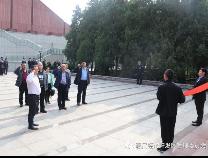 惠民经济开发区组织非公企业重温红色记忆 加强党史教育
