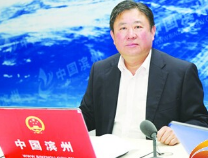 为企业排忧解难的副局长孟祥东