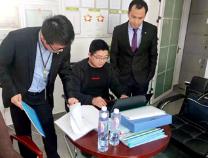 滨州首家!京博第101加油站经过过程三级安然标准化评审