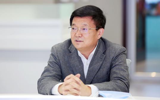 滨州市委书记佘春明:公共场所佩戴口罩是社会责任