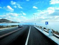 滨州市滨海路和渤海二十一路北延项目年内实现全线贯通