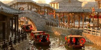 滨州这处小江南,一回眸就梦回1300年前的永安盛世!