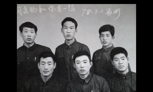 吴宝章:青少年时代的六块记忆碎片