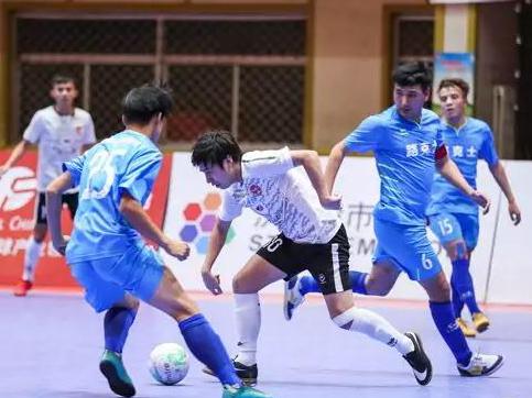 滨州网直播 | 2019中国足球协会室内五人制足球甲级联赛南一区