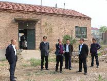 """滨州市为农服务中心建设实现时间任务""""双过半"""""""