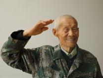 老兵王美彬:受过党的教育永生不忘,我永远跟随中国共产党