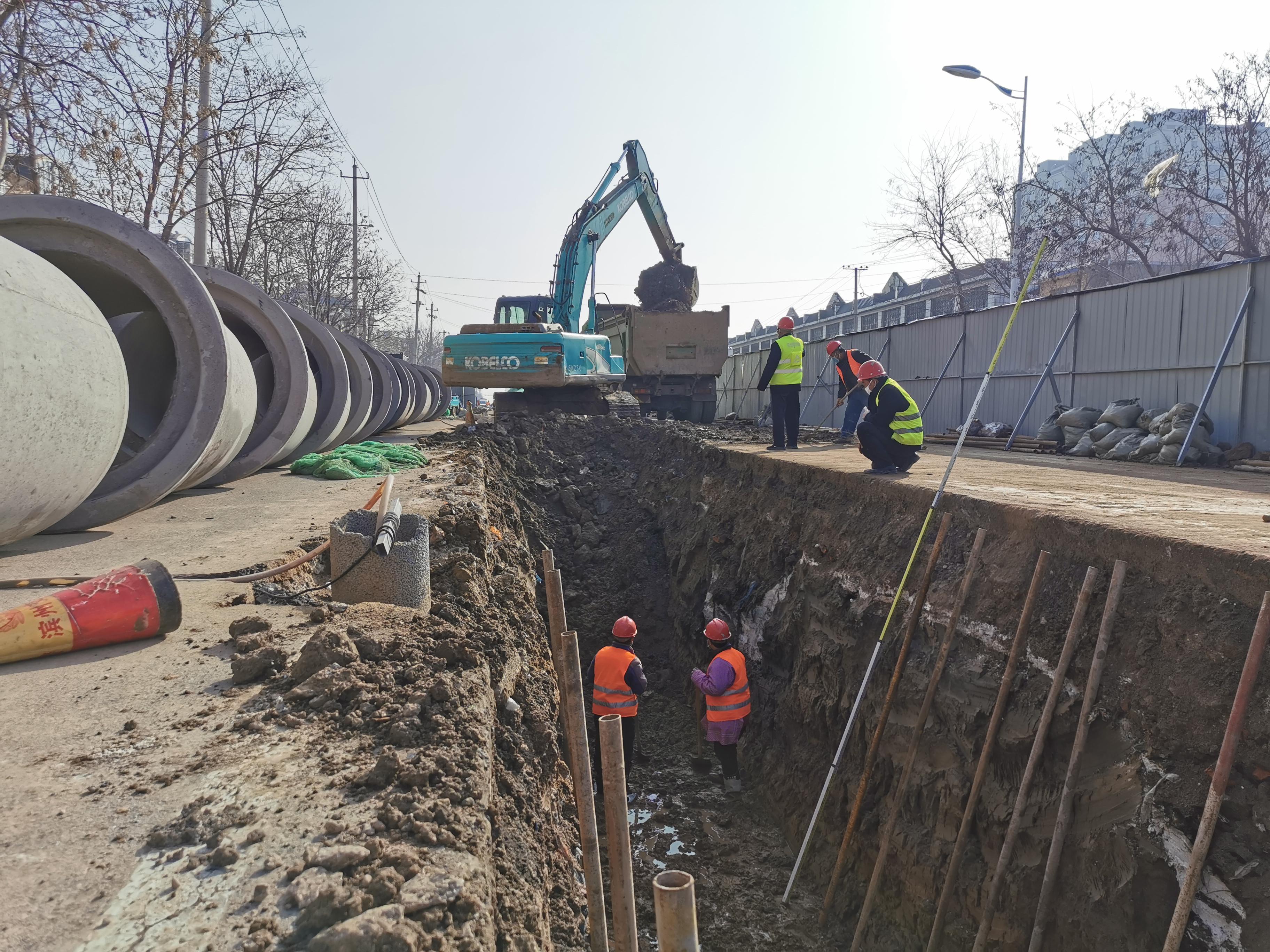 涉及16条路41个路口 滨州市三项工程全面开工建设