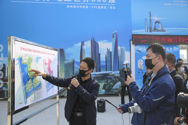 滨州海底世界:日本设计+青岛运营+滨州特点的陆地馆呼之欲出