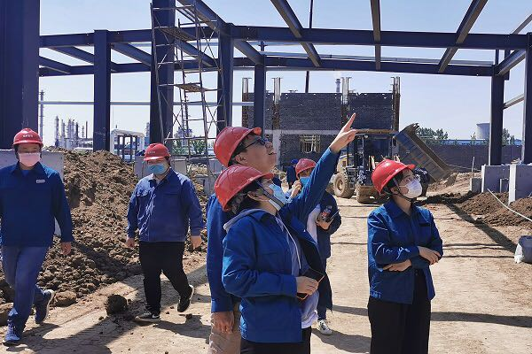 滨州供电公司经研所:设计先行,助力处所扶植提速增效