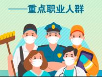 公众健康素养大提升 公众和重点职业人群戴口罩指引