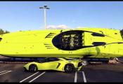 4000匹的兰博基尼游艇首发,这得若干钱?