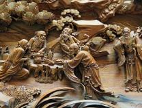 民间艺人孙士忠:自学木雕近四十年,由爱好到痴迷