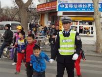 最美交警孙帅被评为邹平县第五届道德模范