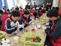 滨州市中小学校长政策法规培训班在阳信县举办