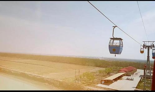 母亲节丨50周岁以上的妈妈可免费乘缆车游黄河岛!