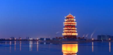 分时段预约游览,国庆假期出行,滨州黄河楼游览须知!