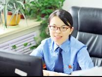 检察官王慧:我与无棣检察院共成长