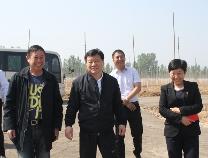 就加快实施乡村振兴战略 滨州市委书记张光峰到惠民县康家堡蹲点调研