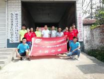 滨州学院大学生志愿服务走进曹家集村:以青春之名,赴三年之约