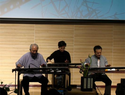 滨州琴筝名家演奏品赏会 《关山月》
