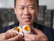 """""""博兴对虾""""和""""博兴金丝鸭蛋""""纳入今年第一批全国名特优新农产品名录"""