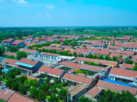 【美丽乡村】看看市民航拍镜头下的里则庄科李村