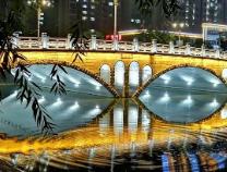 【多图】惠民夜景迷人眼