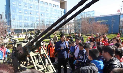 """滨州市小记者团走进气象局探索""""太阳、地球和天气""""的奥秘"""