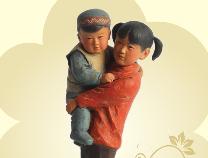 公益告白:关爱留守儿童