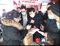 濱州農商銀行馮家一級支行優質服務助力馮家鎮漁業發展