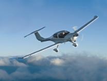 钻石DA40飞机填补山东航空制造产业空白