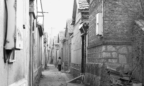 和平居委会:沐浴欧风西雨的集贸老村