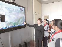 博兴县气象局:探索气象奥秘 树立环保意识